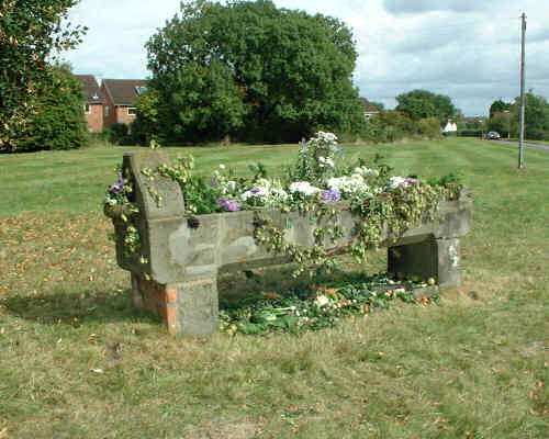 Barnards Green Trough