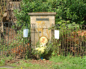 Wynds Point Spout, near British Camp, Malvern Hills