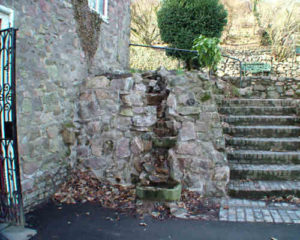 Old Moses Spout, Malvern