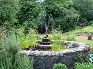 Promenade Fountain