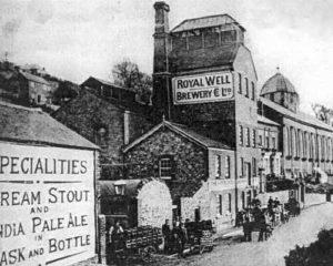 Royal Spa, Malvern, by Wyche Cutting