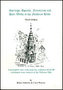 """""""Springs, Spouts, Fountains & Holy Wells of the Malverns"""" By Bruce Osborne & Cora Weaver"""