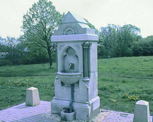 Temperance Drinking Fountain